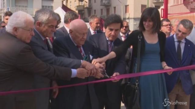 Piemonte, presidente consiglio Laus ad inaugurazione Filadelfia: Il futuro ha un cuore antico