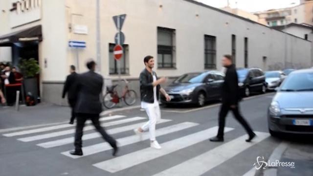 VIDEO Iannone e il parcheggio 'criminale'
