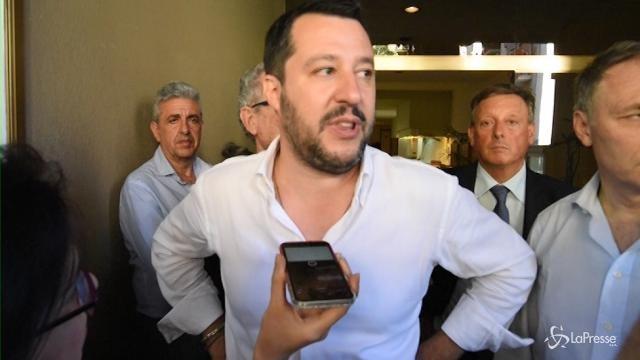 VIDEO Salvini a Palermo: Falcone? Fosse vivo avrebbe molto da fare