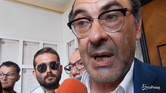"""Sarri: """"Al Napoli ho un lavoro da finire"""""""