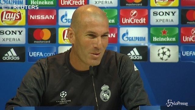 VIDEO Zidane: La cosa più difficile? Arrivare in finale di Champions