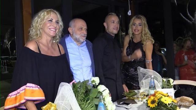 VIDEO Clerici, Marini e Nainggolan insieme per beneficenza