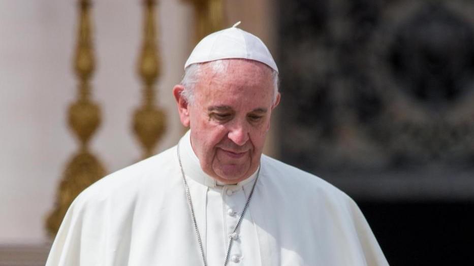 Papa: Dio e il denaro sono inconciliabili