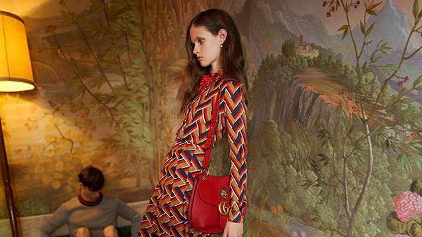 Pubblicità Gucci vietata in Uk per modelle troppo magre