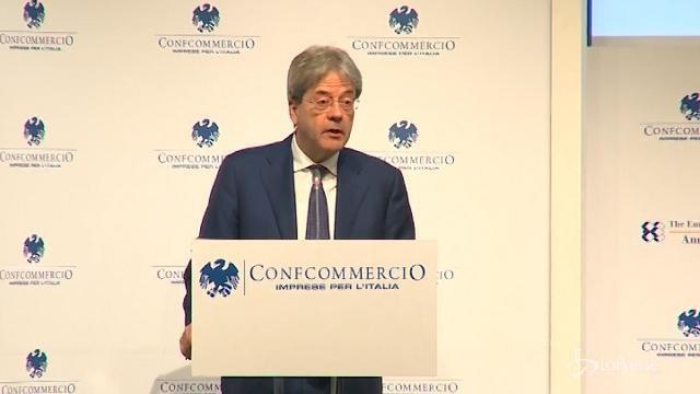 VIDEO Gentiloni assicura: Lavoriamo per far scendere le tasse