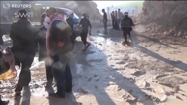 Le autopsie confermano l'uso di armi chimiche in Siria