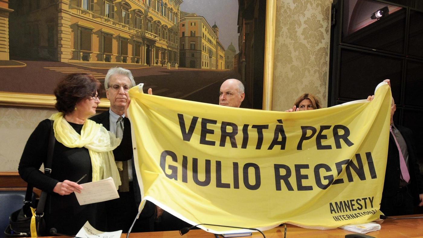 Regeni, ambasciatore Massari rientrato in Italia