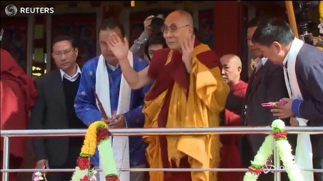 Il Dalai Lama a Tawang