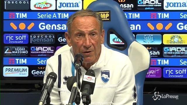 """Zeman: """"Peccato, ma nel calcio vince chi fa più gol"""""""