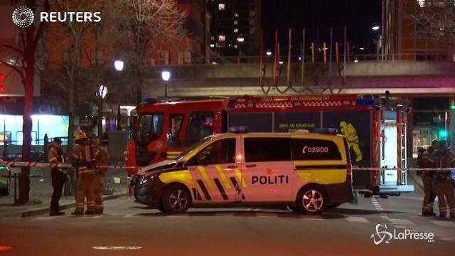 Norvegia: trovato ordigno nel centro di Oslo