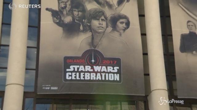 """VIDEO Ecco """"Gli ultimi Jedi"""", l'ottavo episodio di Star Wars"""