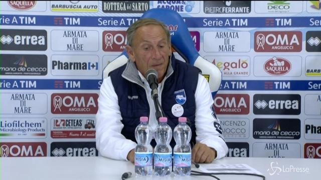 """VIDEO Zeman: """"Non voglio finire ultimo"""""""