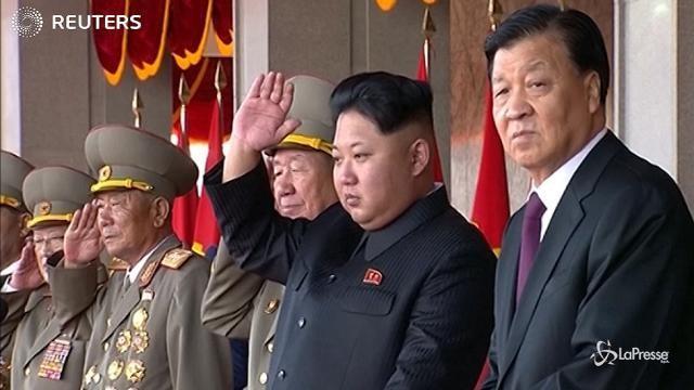 VIDEO Sottomarino nucleare americano in Corea