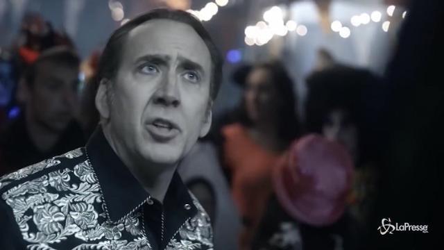 Nicolas Cage ferito sul set in Bulgaria