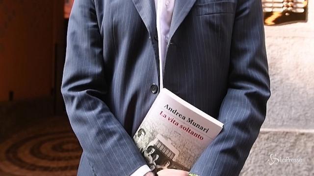 In libreria 'La vita soltanto' di Andrea Munari: la Milano del'900 e via della Spiga