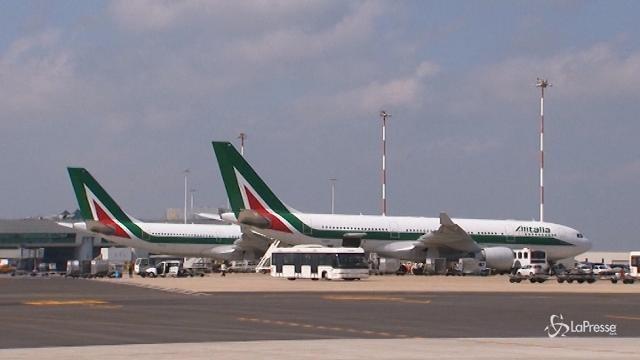 Nessun piano B per Alitalia