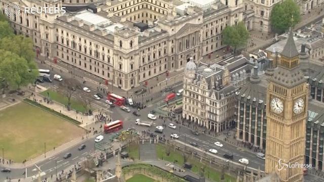 Sospetto terrorista arrestato a Londra