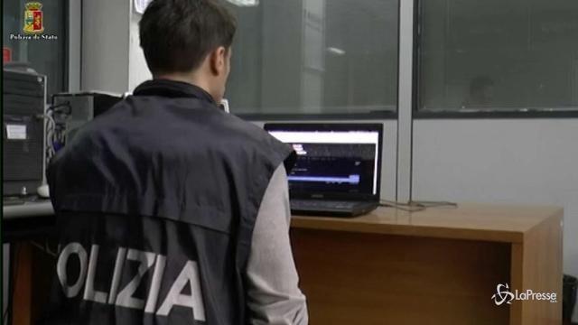 Lecco, traffico di droga online: arresti e perquisizioni in 25 province