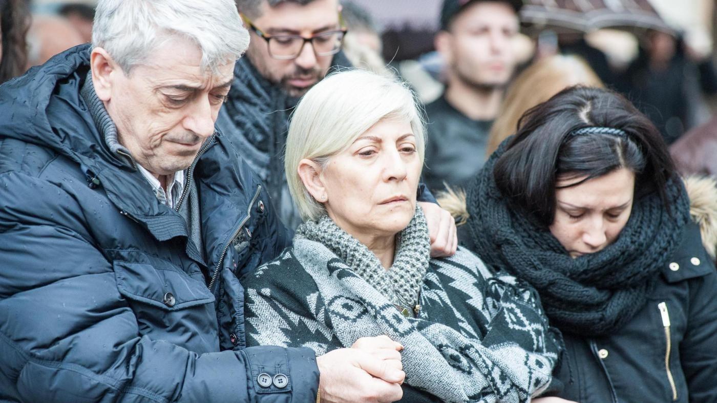 Libia, addio a italiani uccisi. Pollicardo e Calcalgno a funerali