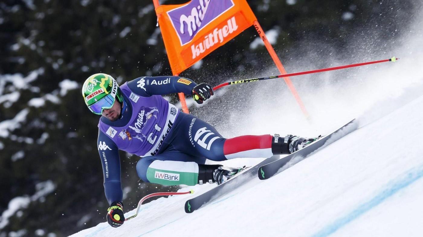 Sci, Dominik Paris vince la discesa libera CdM di Kvitfjell