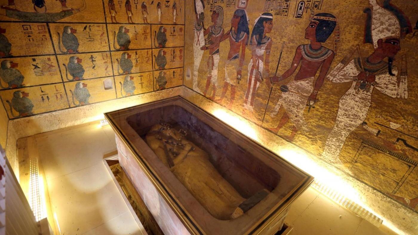 Tomba Tutankhamon e stanze segrete Nefertiti: svolta in Egitto
