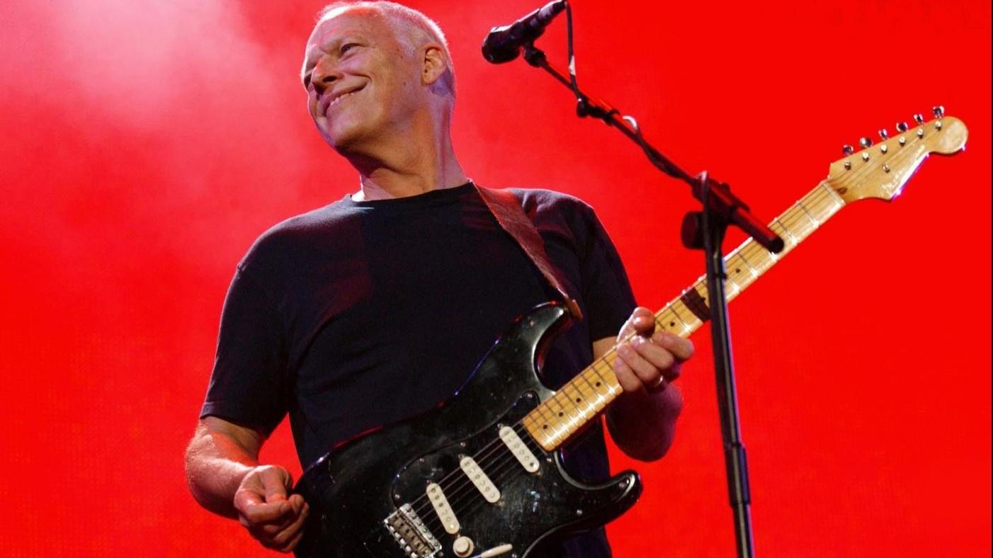Gilmour dei Pink Floyd in concerto a Pompei, biglietti a 300 euro