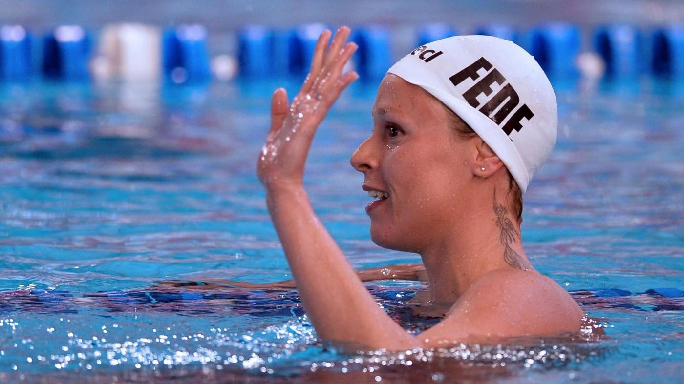 Nuoto, ok Pellegrini e Paltrinieri alla prima nell'anno di Rio