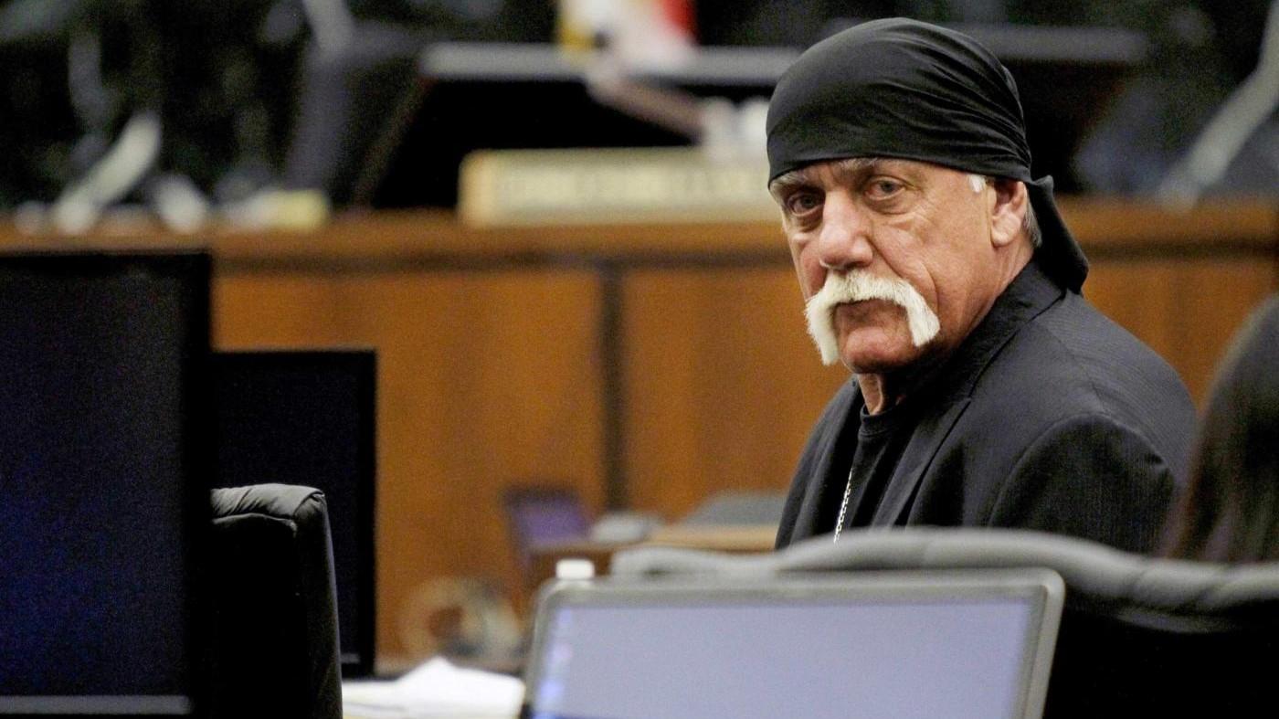 Video hard online, risarcimento da 115 milioni per Hulk Hogan