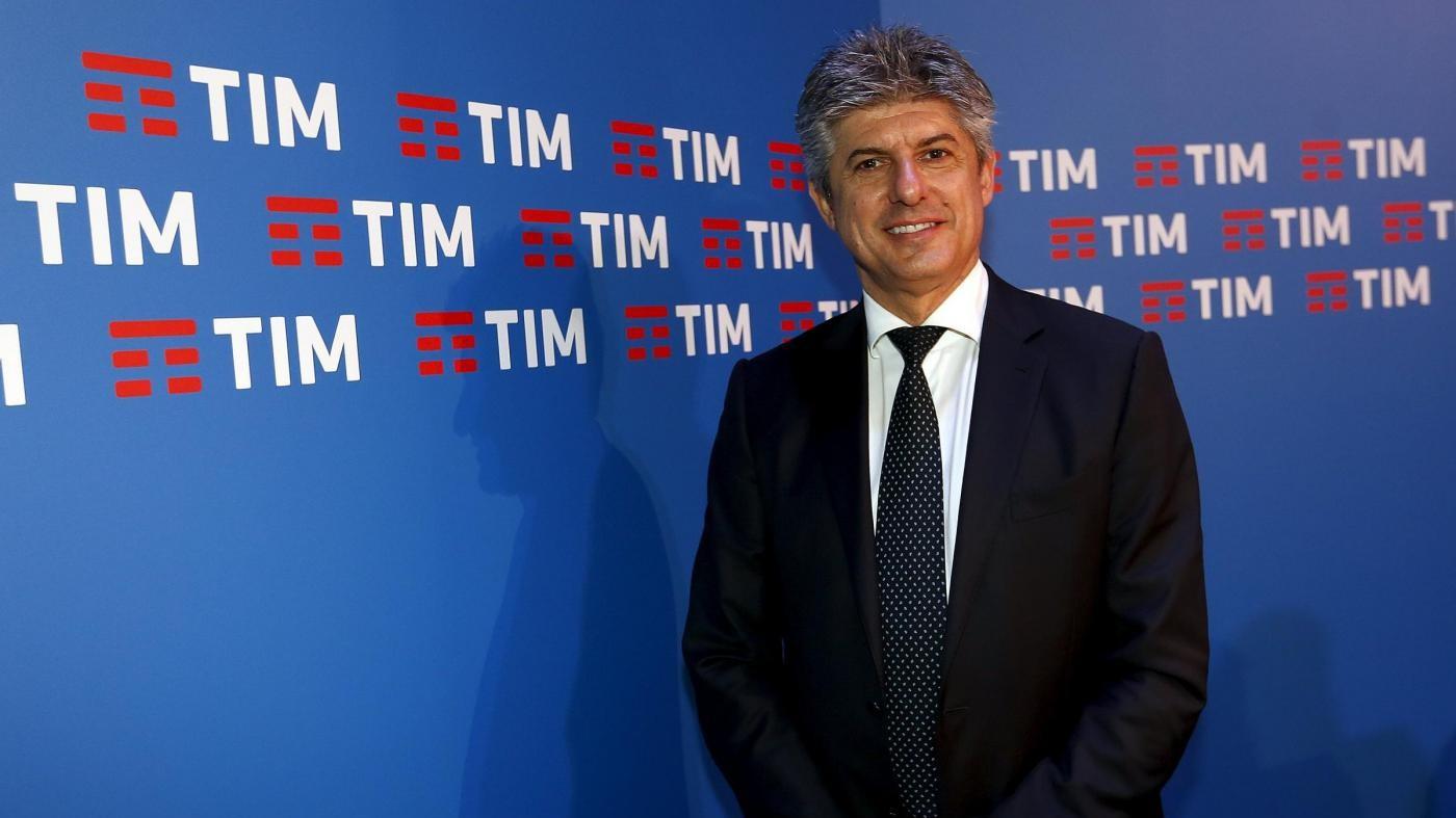 Telecom ufficializza dimissioni a.d. Patuano