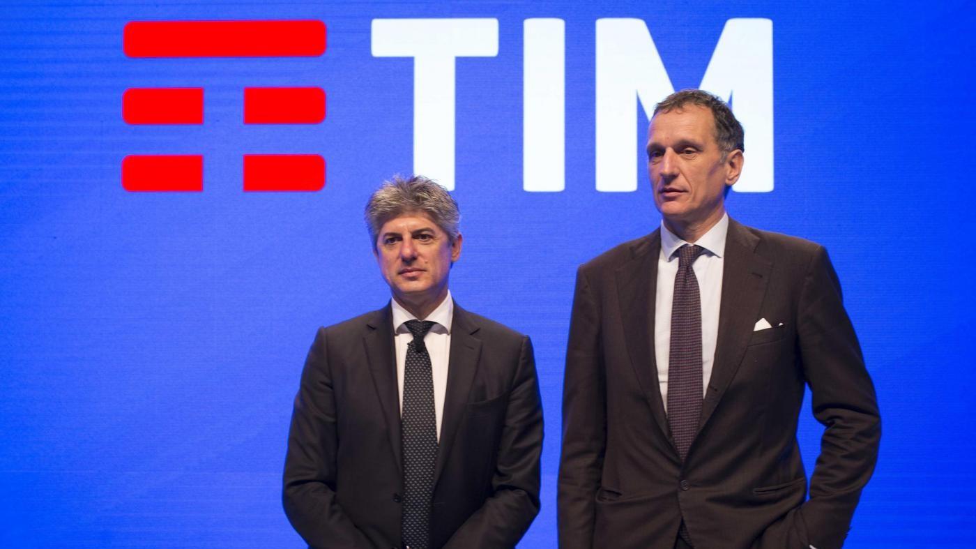 Telecom: Buonuscita Patuano 6 milioni, tutte le deleghe a Recchi