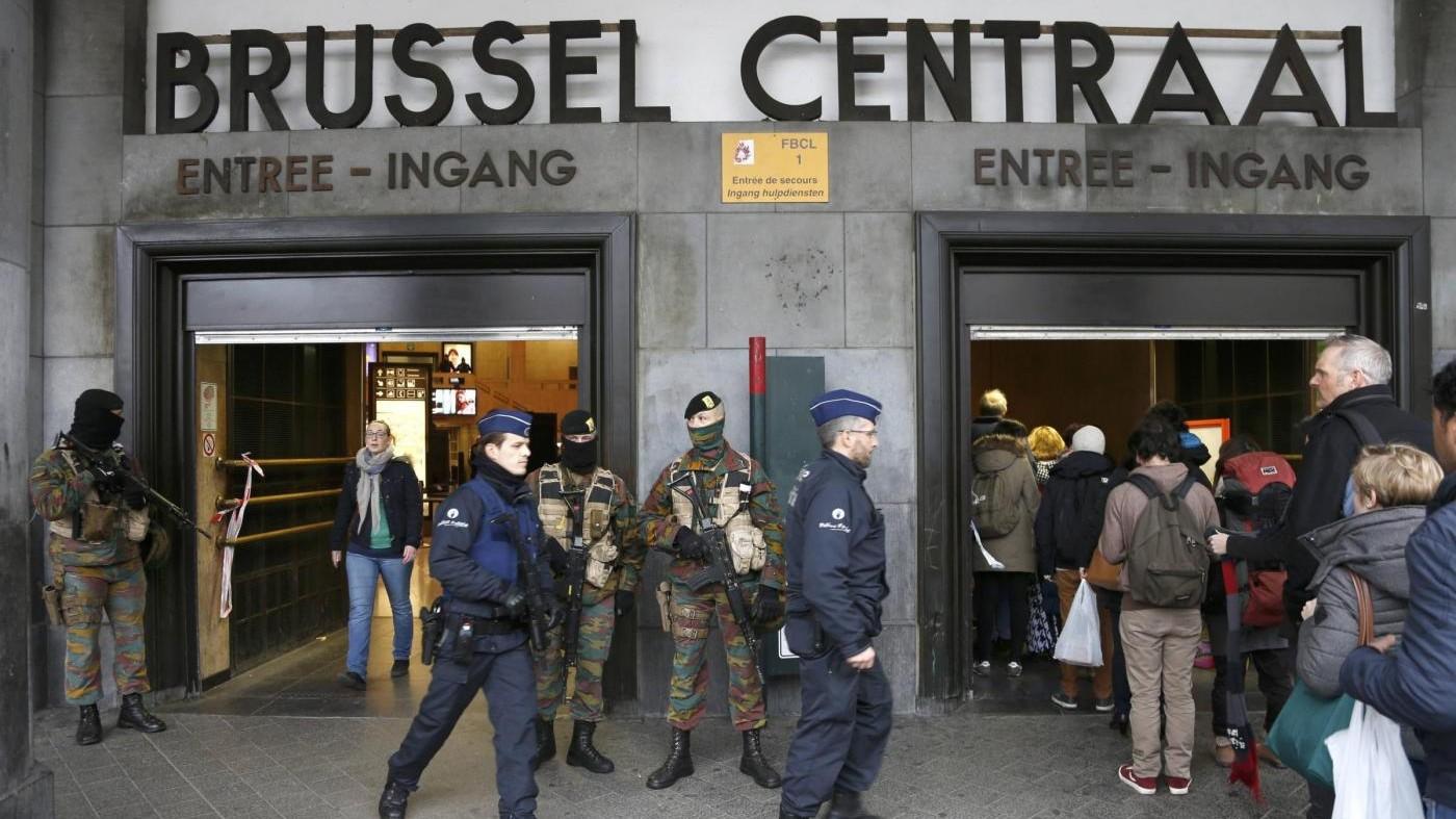 Bruxelles, testimone: Pensavo ad incidente, è stato un dramma