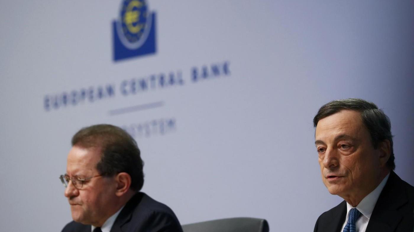 Bce: Paesi con alto debito vulnerabili a choc, anche Italia