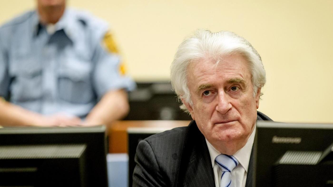 Serbia: Sentenza su Karadzic non sarà usata contro di noi