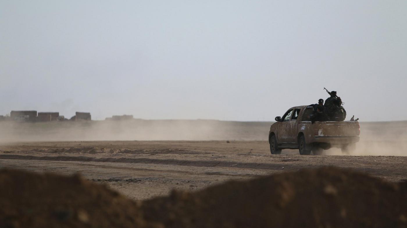 Isis, forze speciali curde salvano ragazzina svedese a Mossul