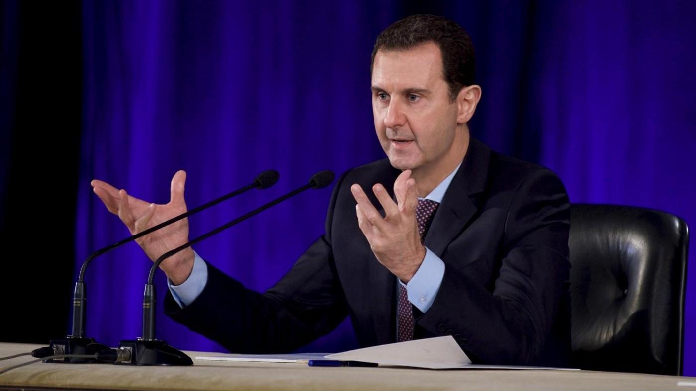 Siria, Assad a Putin: Collaboriamo per il cessate il fuoco