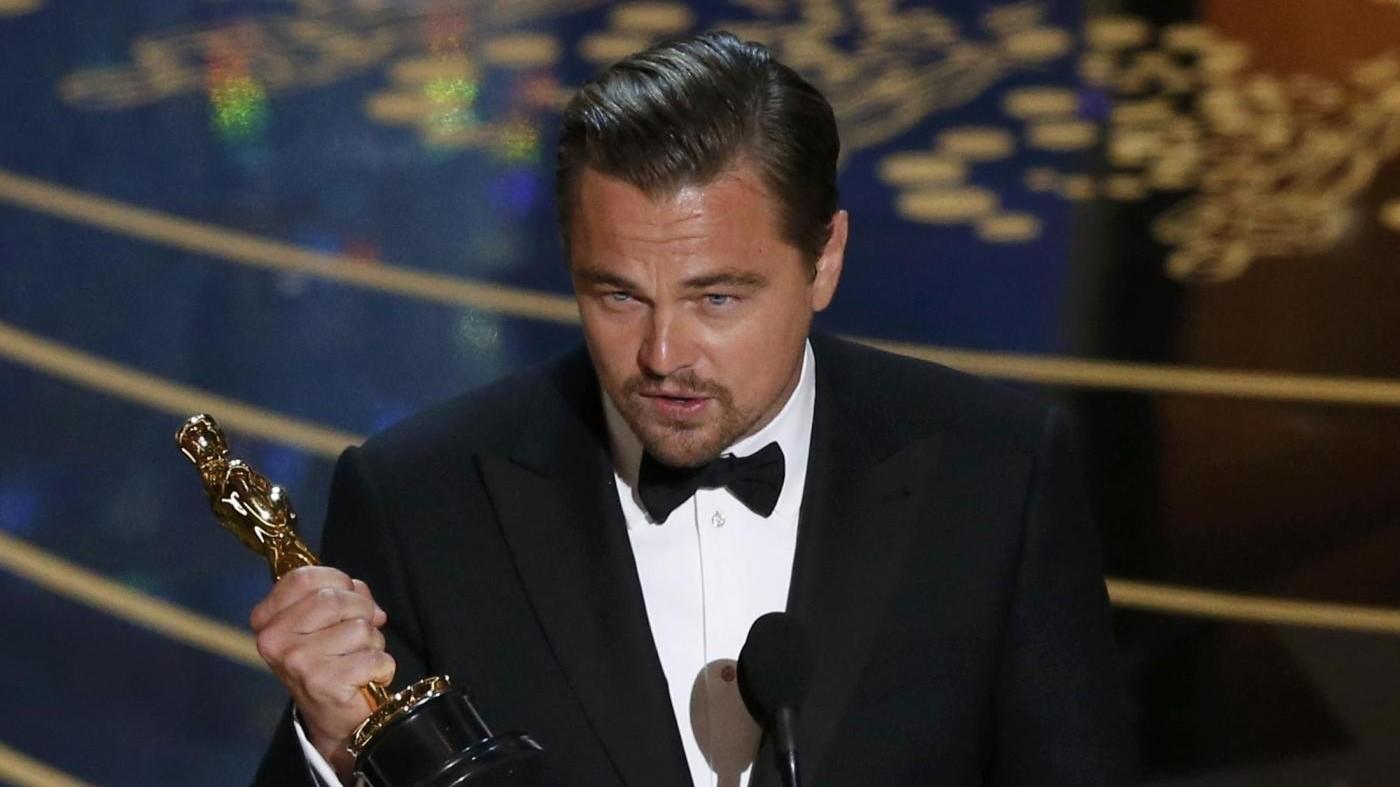 Agli Oscar è l'anno di DiCaprio: trionfa alla quinta nomination