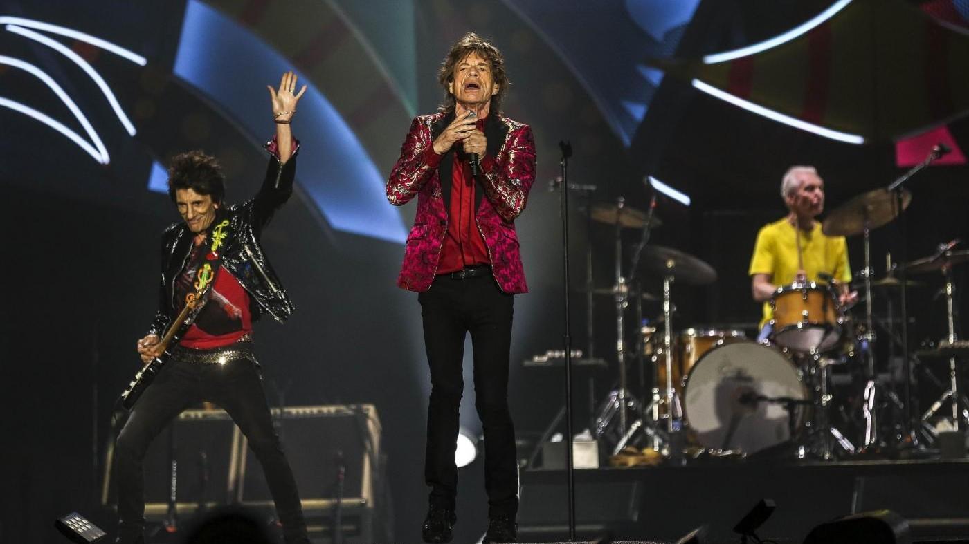 Rolling Stones annunciano concerto gratuito a Cuba il 25 marzo