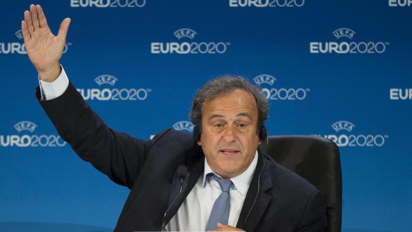 Uefa: erede Platini potrebbe essere eletto prima di Europei