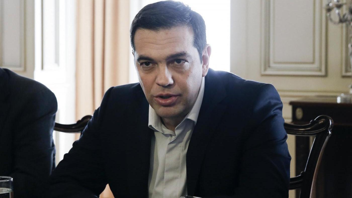 Migranti, Tsipras: Restrizioni su rotta Balcani rovinano Ue