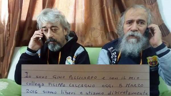 Libia, continua l'attesa per il rientro degli ex ostaggi