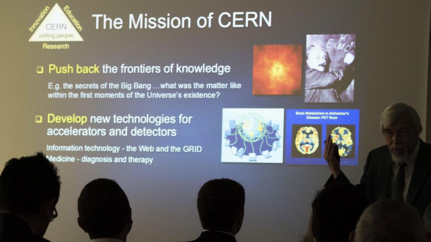 Torino, 50 studenti al Cern per progetto 'Innovation for change'