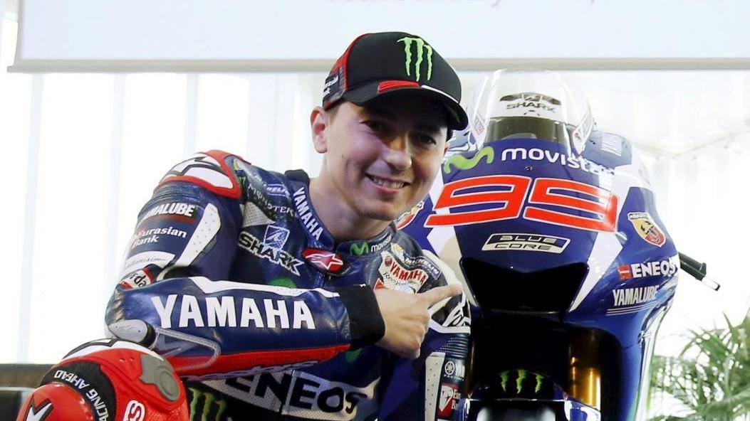 MotoGp, test Sepang: Lorenzo più veloce, secondo Rossi