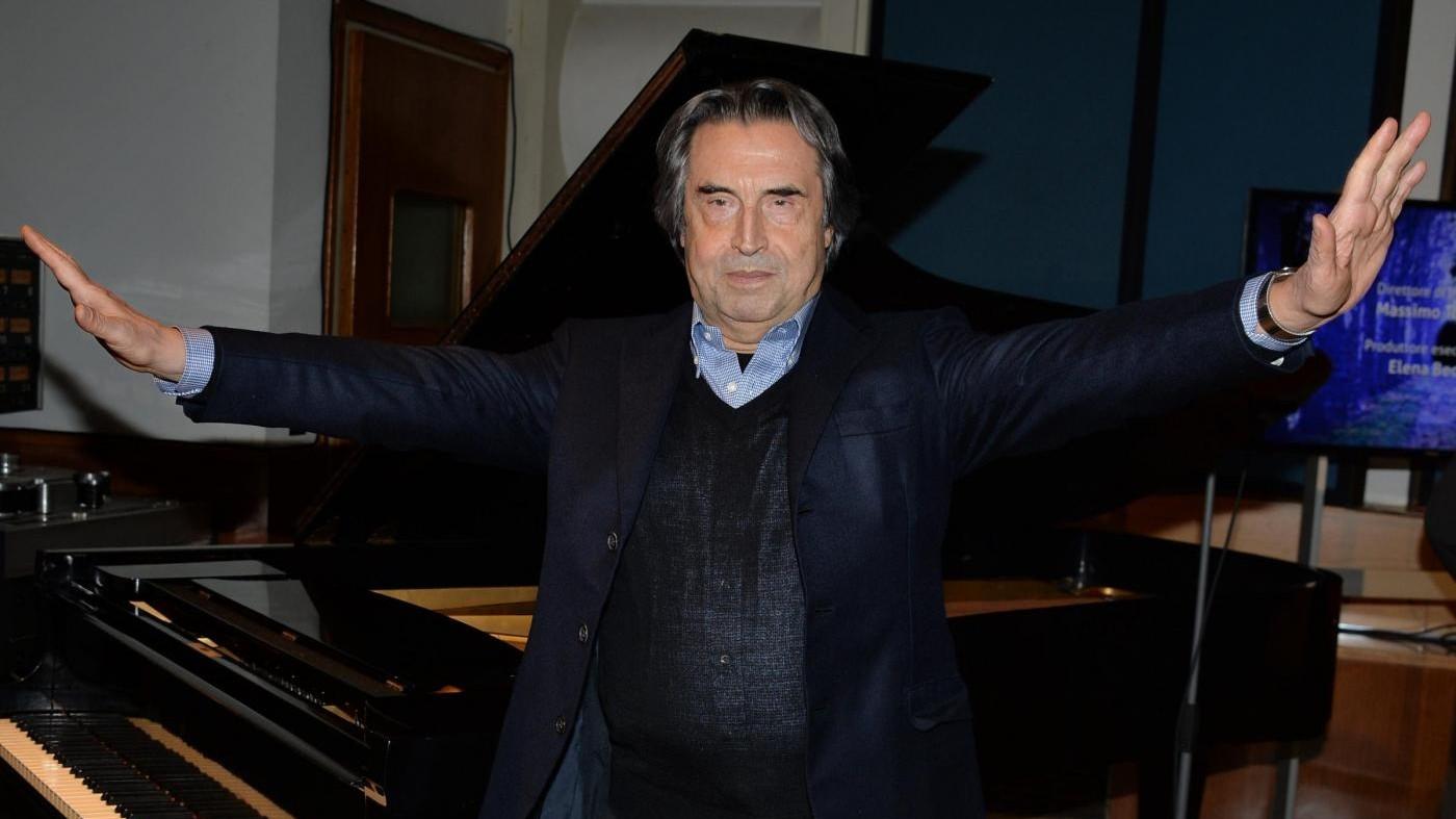 Ravenna, operato maestro Muti dopo frattura all'anca