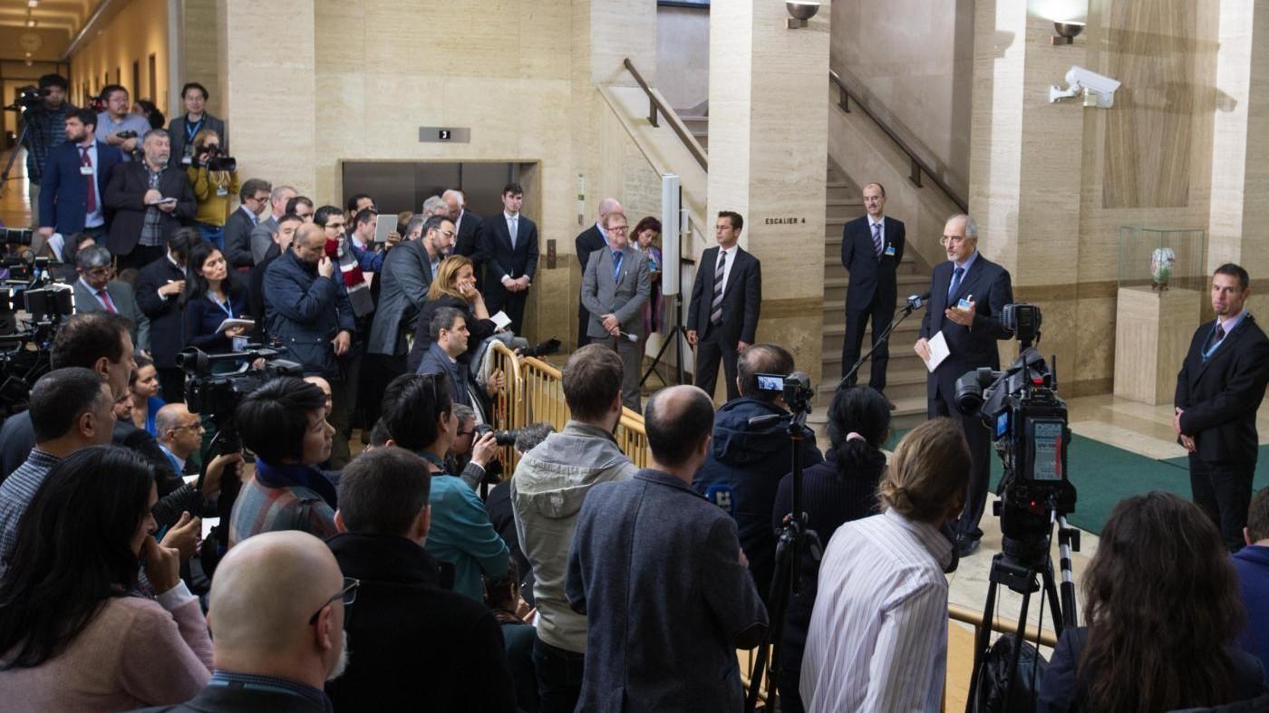Siria, governo: Fase preparatoria Ginevra più lunga del previsto