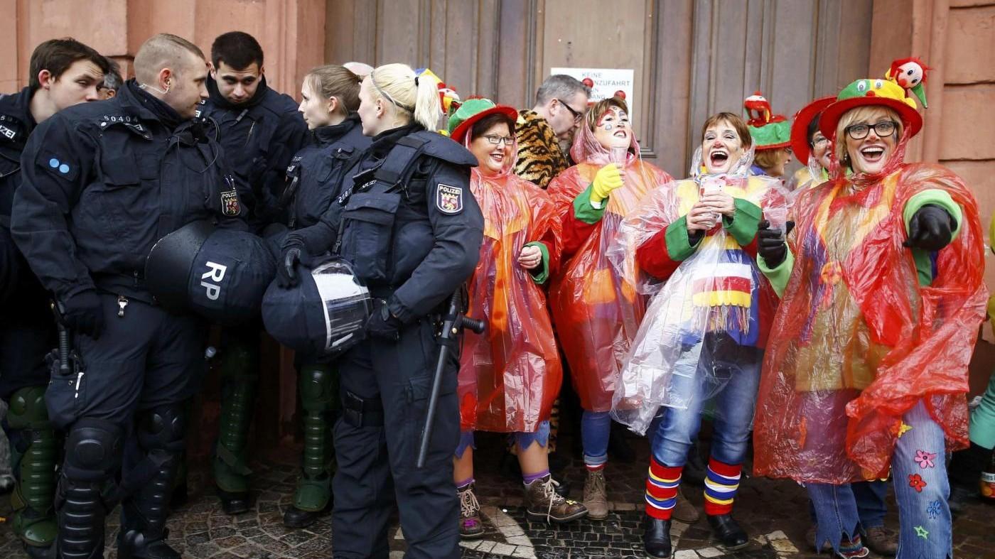 Colonia, Carnevale blindato dopo i fatti di Capodanno
