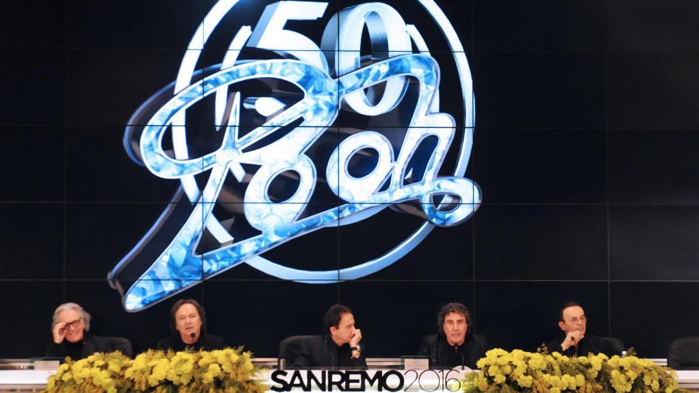 Sanremo, Riccardo Fogli: Ora sono Riccardo dei Pooh