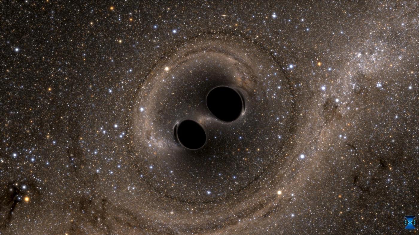 Spazio, rilevate onde gravitazionali di Einstein: scoperta del secolo