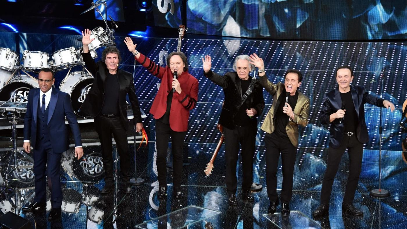 Sanremo, cover e caos voto: 10,4 milioni di spettatori