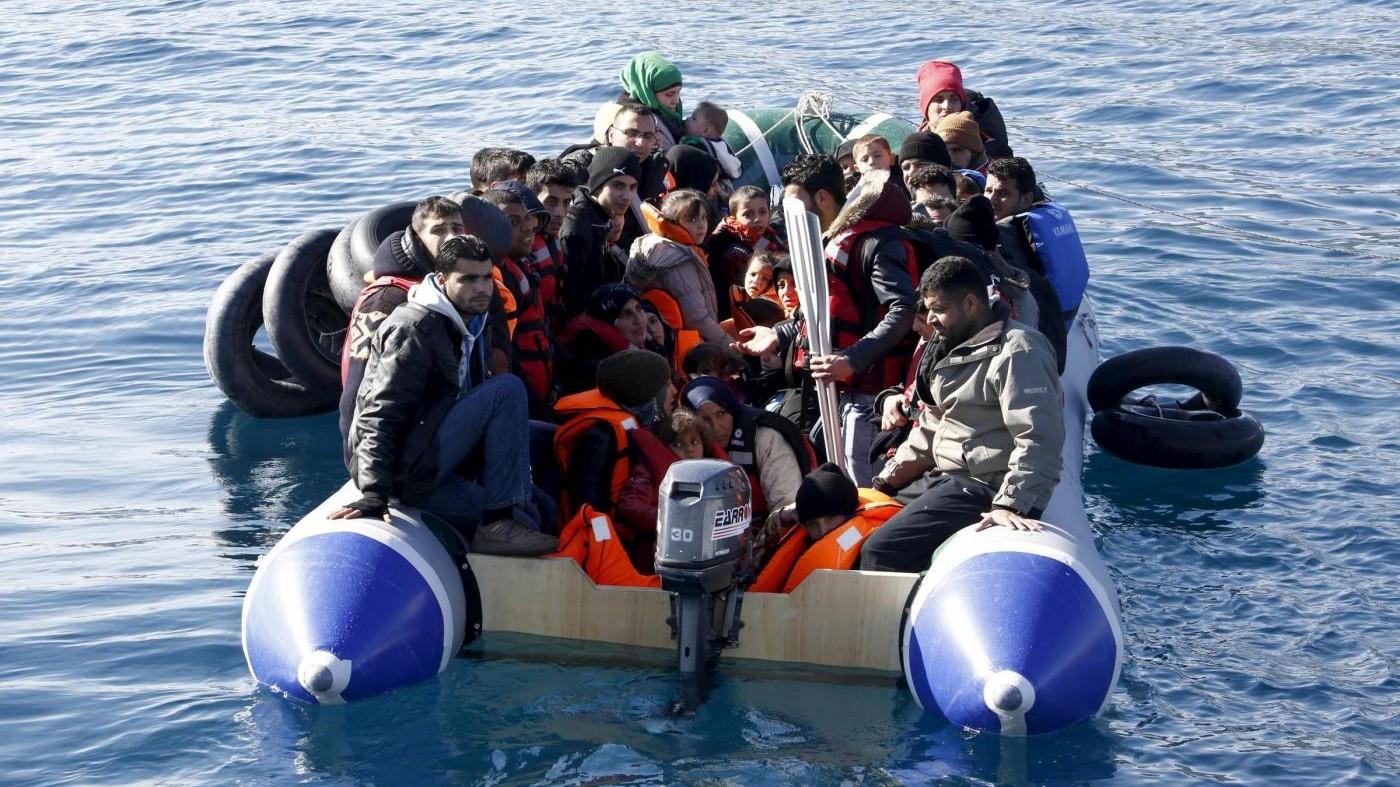 Migranti, Unhcr: In Ue da inizio anno 80mila arrivi e 400 morti