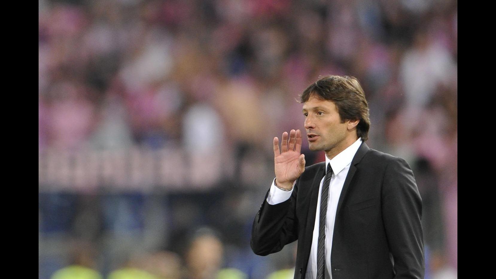 Calcio, Leonardo a Doha per incontro con Paris Saint Germain